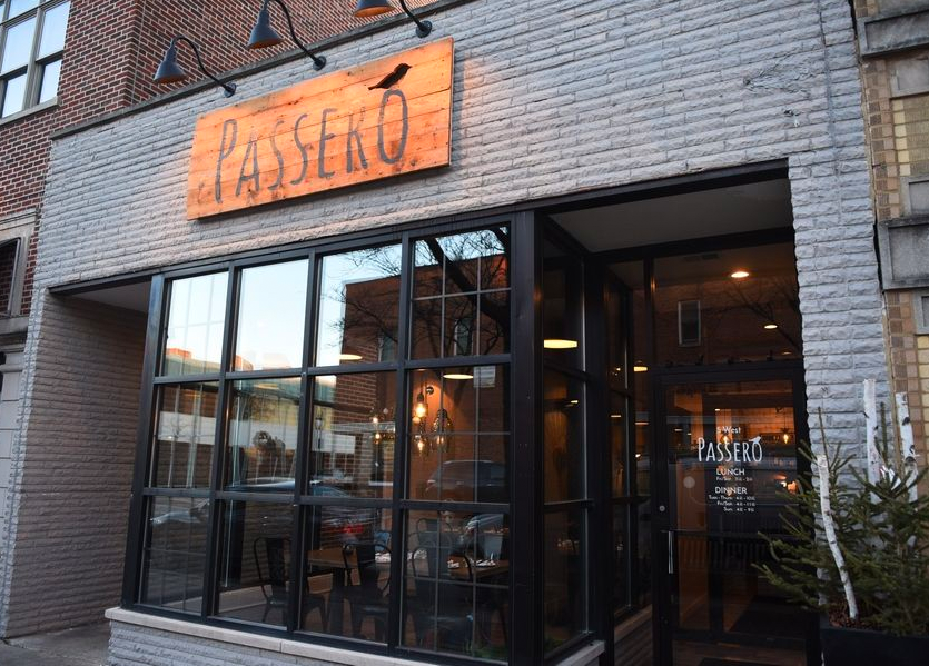 New brunch spot planned in old Passero storefront